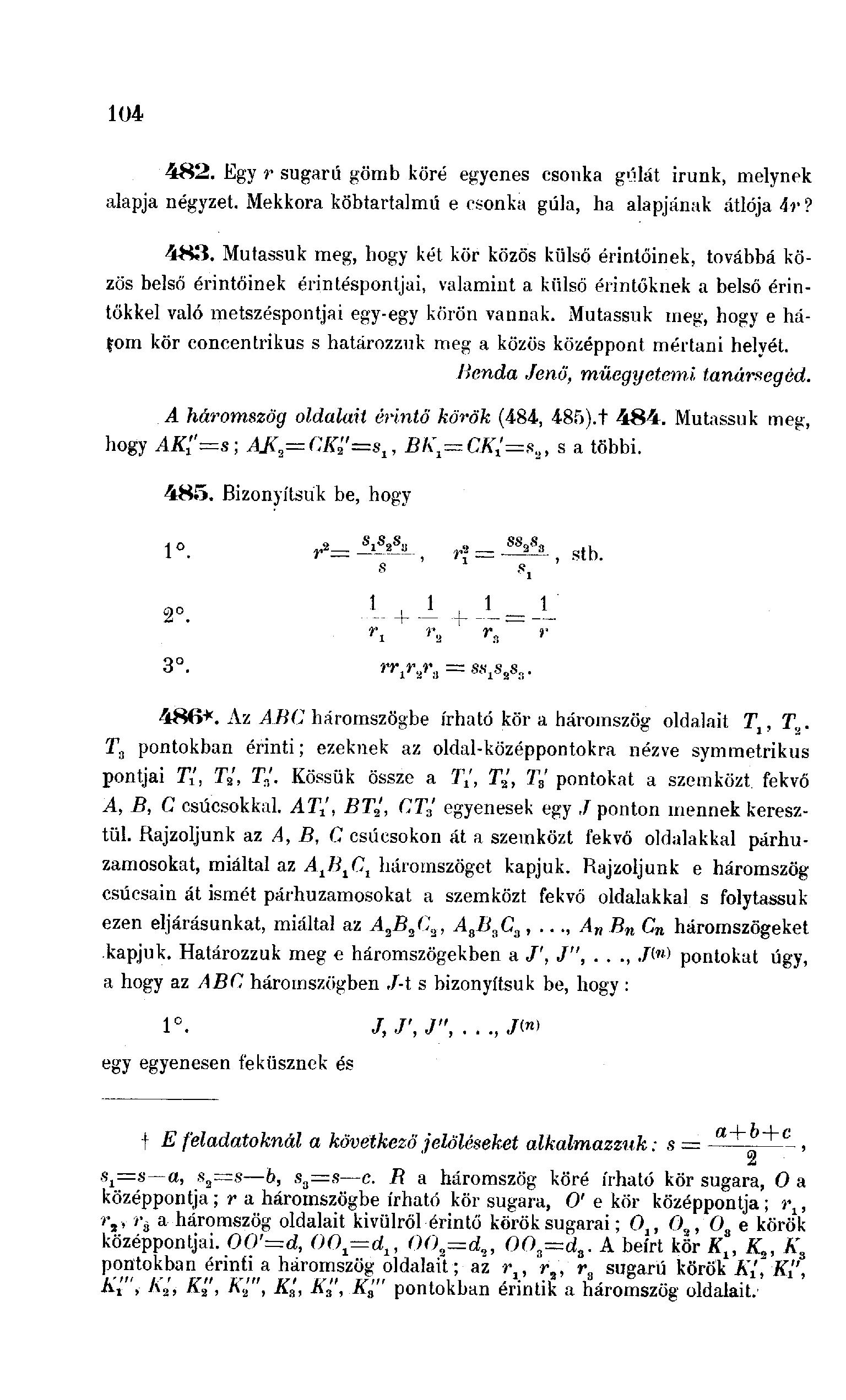 csonka gúla angolul